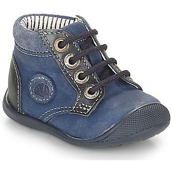 Cipők Fiú Magas szárú edzőcipők Catimini RAYMOND Kék