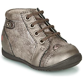 Cipők Lány Magas szárú edzőcipők GBB NICOLE Vtc / Tópszínű / Dpf / Kezia