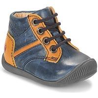 Cipők Fiú Magas szárú edzőcipők GBB RATON Tengerész