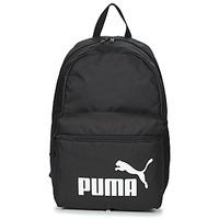 Táskák Hátitáskák Puma PHASE BACKPACK Fekete