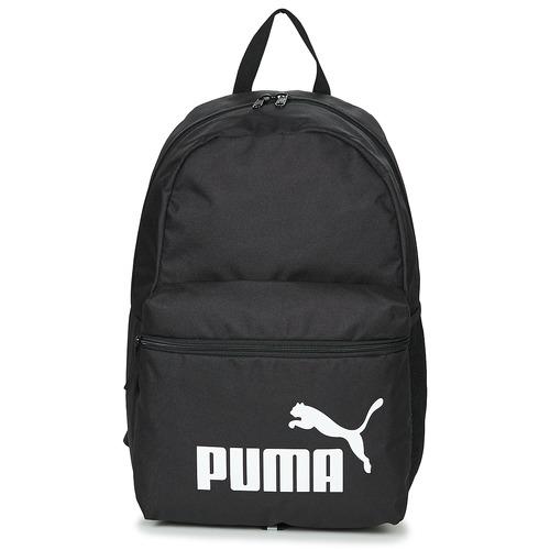 Táskák Férfi Hátitáskák Puma PHASE BACKPACK Fekete