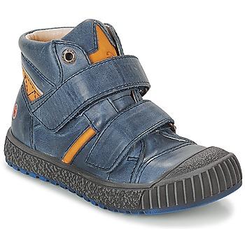 Cipők Fiú Magas szárú edzőcipők GBB RAIFORT Kék