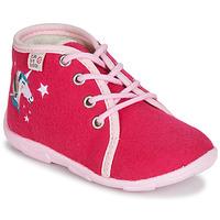 Cipők Lány Mamuszok GBB FEE ARC EN CIEL Rózsaszín