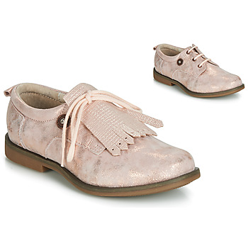 Cipők Lány Oxford cipők Catimini ROMY Vte / Rózsaszín / Púder / Dpf / Regola