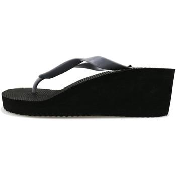 Cipők Női Lábujjközös papucsok Lotto AG142 Szürke