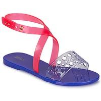 Cipők Női Szandálok / Saruk Melissa TASTY Kék / Rózsaszín