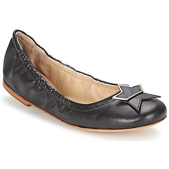 Cipők Női Balerina cipők  See by Chloé SB24125 Fekete