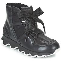 Cipők Női Hótaposók Sorel KINETIC™ SHORT LACE Fekete