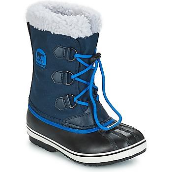Cipők Gyerek Hótaposók Sorel YOOT PAC™ NYLON Tengerész