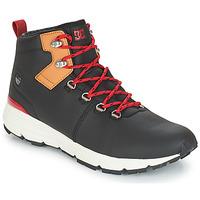 Cipők Férfi Rövid szárú edzőcipők DC Shoes MUIRLAND LX M BOOT XKCK Fekete  / Piros