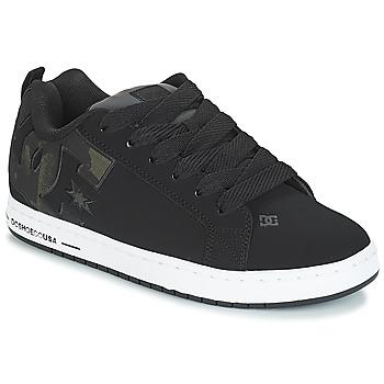 Cipők Férfi Deszkás cipők DC Shoes CT GRAFFIK SE M SHOE BLO Fekete