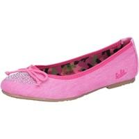 Cipők Lány Balerina cipők  Lulu AG639 Ibolya