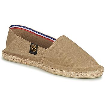 Cipők Gyékény talpú cipők Art of Soule UNI Homokszín
