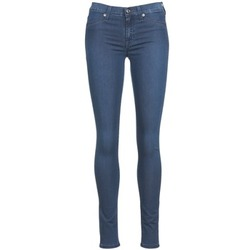 Ruhák Női Slim farmerek 7 for all Mankind SKINNY DENIM DELIGHT Kék / Átlagos