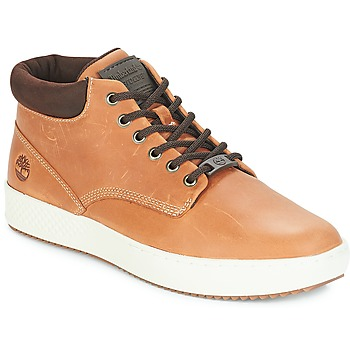 Cipők Férfi Magas szárú edzőcipők Timberland CityRoam Cupsole Chukka Búza