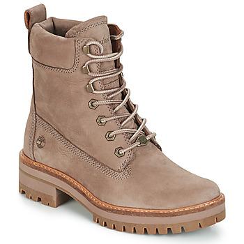 Cipők Női Csizmák Timberland Courmayeur Valley YBoot Tópszínű
