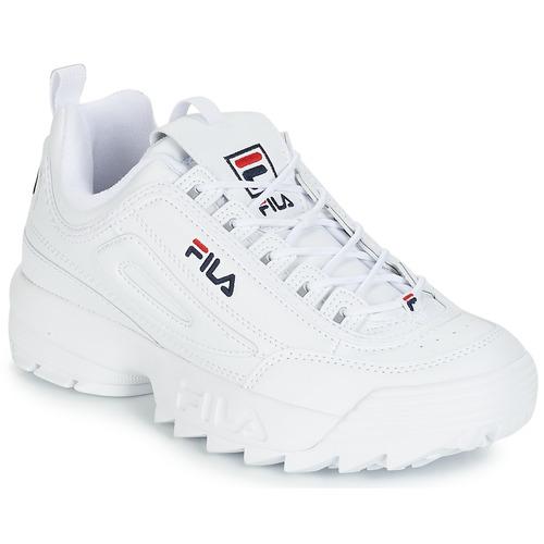29b1aa8aa1 Fila disruptor. 41189.00. Cipők Férfi Rövid szárú edzőcipők Fila DISRUPTOR  LOW Fehér ...