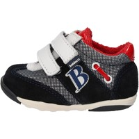 Cipők Fiú Rövid szárú edzőcipők Balducci AG929 Kék