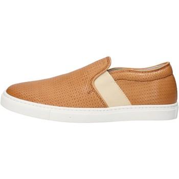 Cipők Női Belebújós cipők K852 & Son AG953 Barna