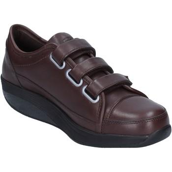 Cipők Női Rövid szárú edzőcipők Mbt NAFASI S STRAP AC143 Barna