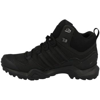 Cipők Férfi Túracipők adidas Originals Terrex Swift R2 Mid Gtx Fekete