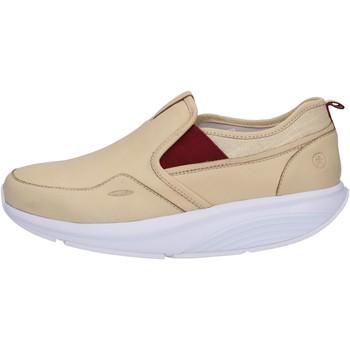 Cipők Női Rövid szárú edzőcipők Mbt AC442 Bézs