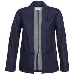 Ruhák Női Kabátok / Blézerek Compania Fantastica AMANDA Tengerész