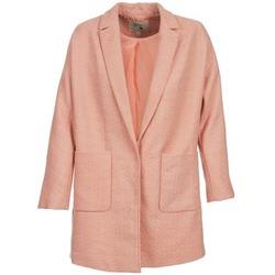 Ruhák Női Kabátok Yumi AEKA Rózsaszín