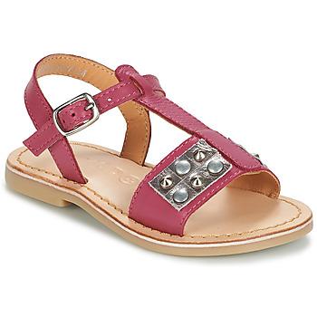 Cipők Lány Szandálok / Saruk Mod'8 ZAZIE Rózsaszín