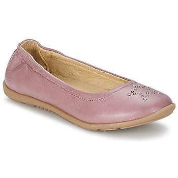 Shoes Lány Balerina cipők / babák Mod'8 OLIVIA Rózsaszín