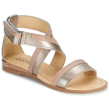 Cipők Lány Szandálok / Saruk Mod'8 JOYCE Arany