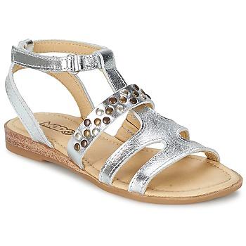 Cipők Lány Szandálok / Saruk Mod'8 JADE Ezüst