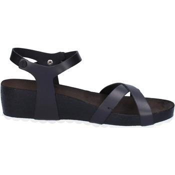 Cipők Női Szandálok / Saruk 5 Pro Ject sandali nero pelle bianco AC700 Nero