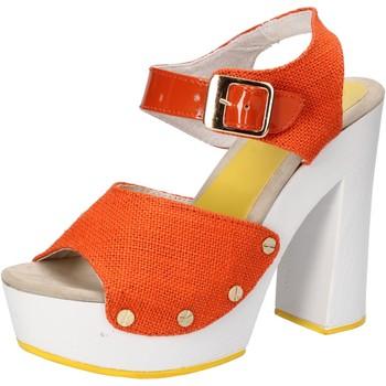 Cipők Női Szandálok / Saruk Suky Brand Szandál AC802 narancs