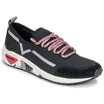 Cipők Női Rövid szárú edzőcipők Diesel S-KBY Fekete