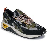 Cipők Férfi Rövid szárú edzőcipők Diesel S-KBY Álcáz