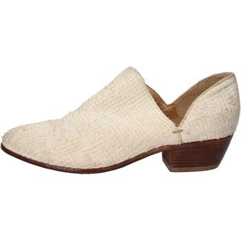 Cipők Női Bokacsizmák Moma AD88 Fehér