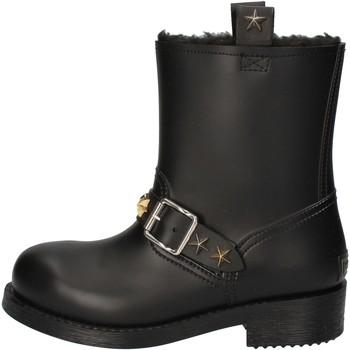 Cipők Női Bokacsizmák Roberto Cavalli AD190 Fekete