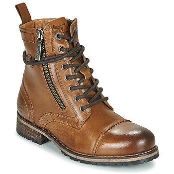 Cipők Női Csizmák Pepe jeans Melting Barna
