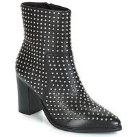 Cipők Női Bokacsizmák Steve Madden RADLEY Fekete