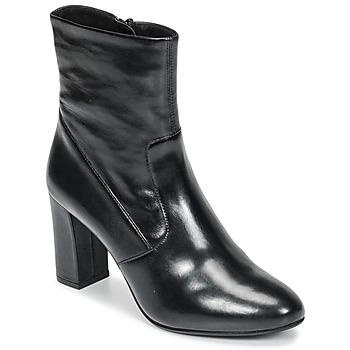 Cipők Női Bokacsizmák Steve Madden AVENUE Fekete