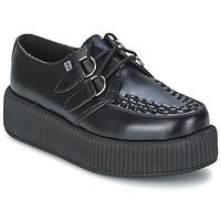Cipők Oxford cipők TUK MONDO HI Fekete