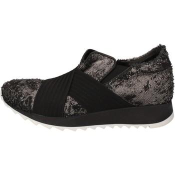 Cipők Női Rövid szárú edzőcipők Andia Fora AD326 Ezüst