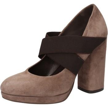 Cipők Női Félcipők Silvia Rossini AD487 Bézs