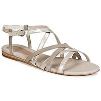 Cipők Női Szandálok / Saruk Marc O'Polo PRAVA Bézs / Ezüst