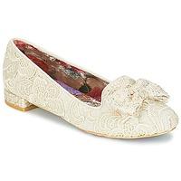 Cipők Női Balerina cipők / babák Irregular Choice CHAN TILY Krém