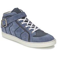 Cipők Férfi Magas szárú edzőcipők Vivienne Westwood HIGH TRAINER Kék