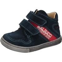 Cipők Fiú Magas szárú edzőcipők Balducci AD585 Kék
