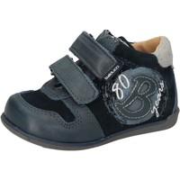 Cipők Fiú Magas szárú edzőcipők Balducci AD588 Kék