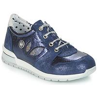 Cipők Lány Rövid szárú edzőcipők Catimini CHOCHOTTE Kék